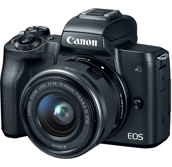Canon Mirrorless M50 - Novíssima