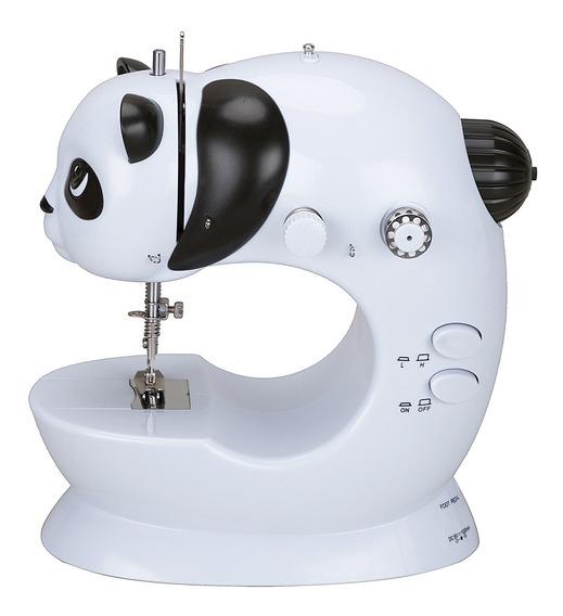 Hyiear Panda - Máquina De Coser A Mano (doble Línea)