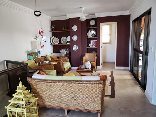 Imagem 1 de 30 de Cobertura À Venda, 310 M² Por R$ 2.200.000,00 - Altos Do Esplanada - São José Dos Campos/sp - Co0110