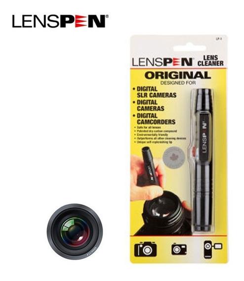 Caneta Lenspen Limpa Lente Dslr Canon Nikon Sony Gopro