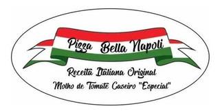 Kit 100 Mini Pizza Congelada Para Festas Passos (mg)