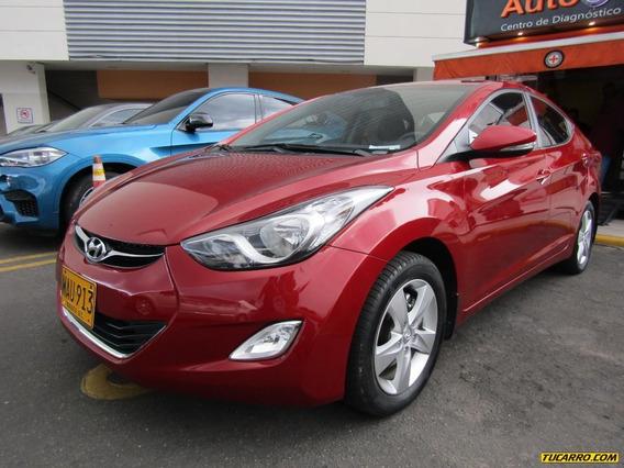 Hyundai Elantra Elantra Gls I35 1800cc
