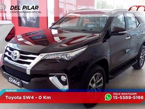 Toyota Sw4 4x4 Srx 2.8 Tdi 6 A/t 7a