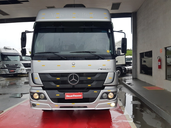 Mercedes-benz Atego 2430 Aut 15/15 Selectrucks