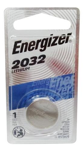Pila Energizer Auditiva Cr2032