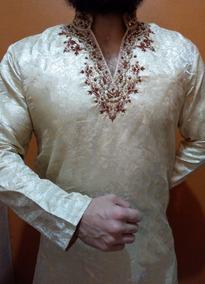 c75716068f Dhoti Kurta O Ropa Hindu Para Hombres Traje Tipico De India en ...
