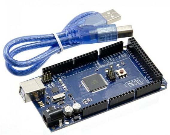 Arduino Mega 2560 R3 Con Cable Usb