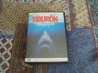 Tiburon Dvd Edicion De Coleccion 25º Aniversario