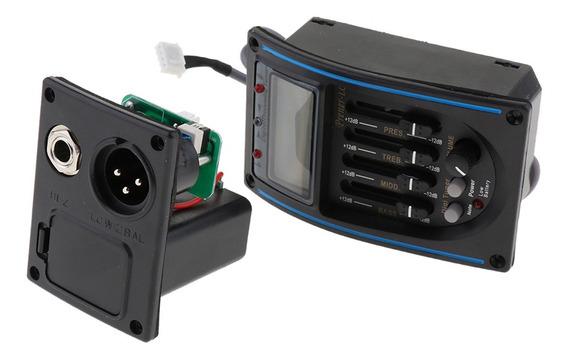 4- Banda Eq Equalizador Pegar Com Sistema Sintonizador Para