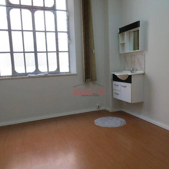 Conjunto Para Alugar, 20 M² Por R$ 640,00/mês - República - São Paulo/sp - Cj0023