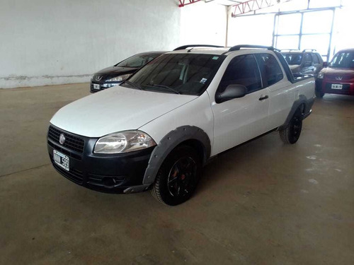 Fiat Strada 1.4 Working Cd C/aa 2014