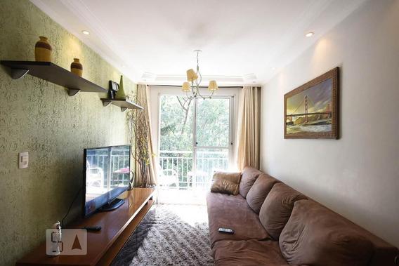 Apartamento No 5º Andar Mobiliado Com 2 Dormitórios E 1 Garagem - Id: 892947298 - 247298