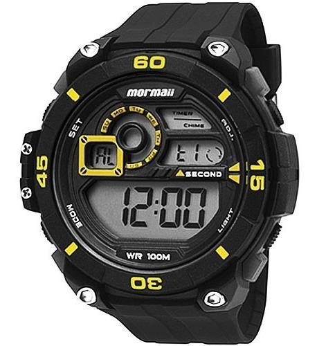 Relógio Mormaii Masculino Esportivo Digital Mergulhador - Nf