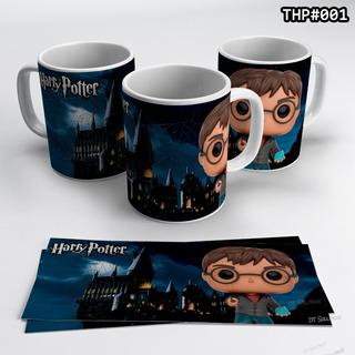 Tazas De 11 Oz Harry Potter, Regalo, Colección, Cotillón