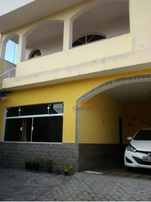 Sobrado Residencial À Venda, Vila Lavínia, Mogi Das Cruzes - So0255. - So0255
