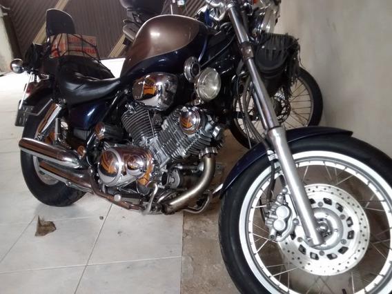 Moto - Virago 1100 - 1998 - Conservadíssima