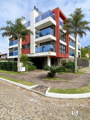 Imagem 1 de 1 de Apartamento Com 3 Dormitórios Em Torres - Ap1446