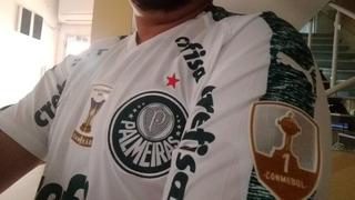 Camisa Palmeiras Puma Jogador 2019