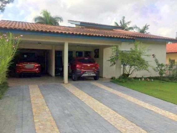 Casa Com 4 Dormitórios À Venda, 399 M² Por R$ 967.000,00 - Nova Higienópolis - Jandira/sp - Ca2980
