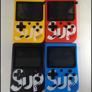 Consola Supreme Retro Fc Tipo Gameboy 400 Juegos