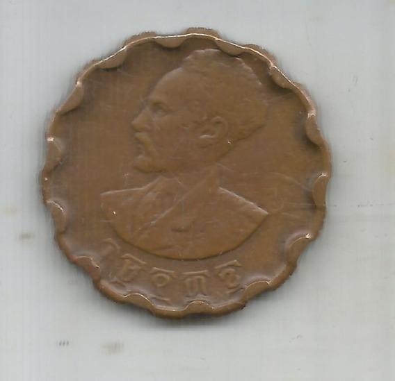 M 11839 Etiopia Moneda 25 Centavos 1944