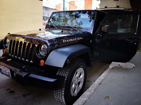 Jeep Wrangler 3.8 Unlimited Rubicon 4x4 At 2011