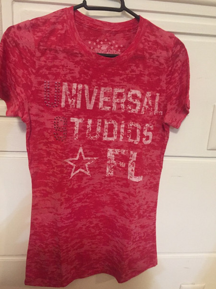 Blusa Feminina Universal Studios