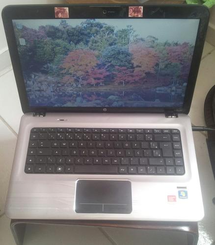 Notebook Dv6-3040br, Hd De 500gb Memoria 4gb