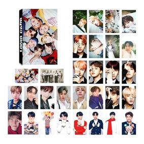 40 Polaroids + 40 Photocard Bts Kpop