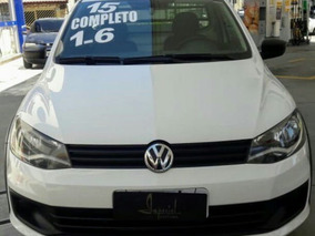 Volkswagen Saveiro 1.6 Trendline Mbvs 2015