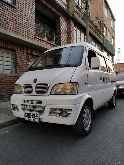 Vehiculo 6 Pasajeros. Placa Publica