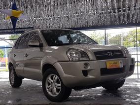 Hyundai Tucson Gls Automatico 2007 Sem Entrada