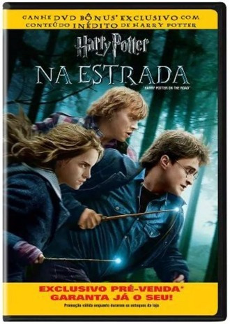 Harry Potter Na Estrada Dvd