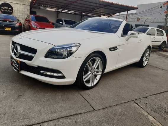 Mercedes Benz Slk200 2015 Blueefficiency Tp 1800cc