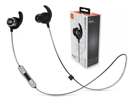 Fone De Ouvido Bluetooth Esportivo Jbl Reflect Mini 2 Preto