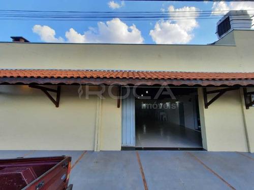 Aluguel De Comercial / Salão  Na Cidade De São Carlos 28478