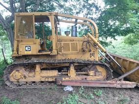 Tractor Caterpillar D5b Y Rastra Rome Original