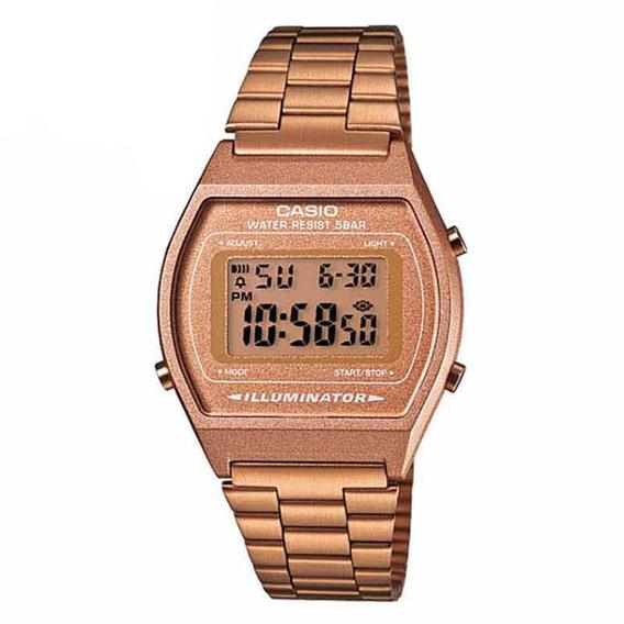 Relógio Casio Vintage - B640wc-5adf - Rose