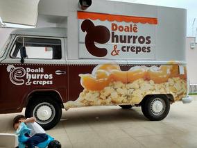 Food Truck, Trailer, Kombi Lanchonete Adaptações Em Geral