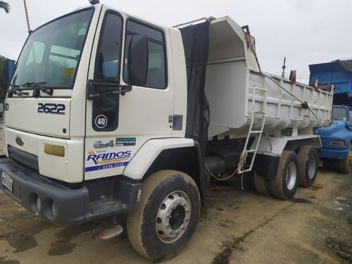 Imagem 1 de 8 de Ford Cargo 2622e 6x4