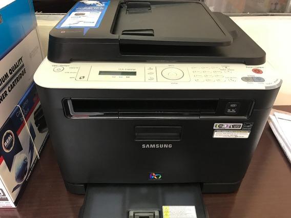 Impressora Samsung Clx-3185 Fw - Com Defeito
