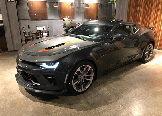 Chevrolet Camaro 6.2 V8 Fifty Ss 2p 2017