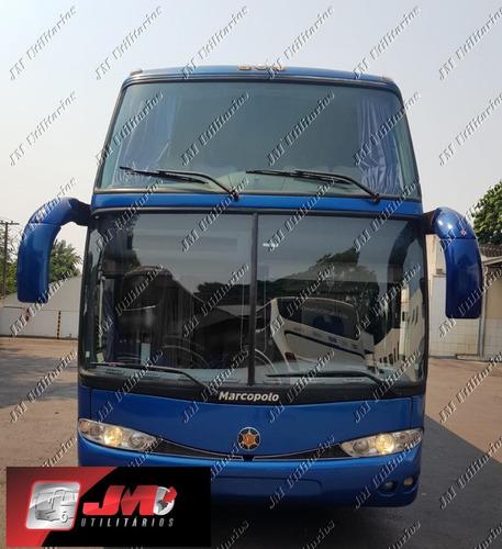 Paradiso Ld 1550 G6 Ano 2010 Scania K380 44 Lug Jm Cod 769