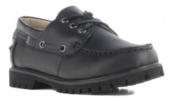 Zapato Colegial Uniforme Cuero Calzado