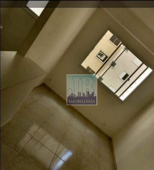Apartamento Com 2 Dormitórios Para Alugar, 51 M² Por R$ 1.200/mês - Vila São João - Barueri/sp - Ap0254