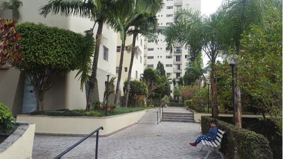 Apartamento Para Venda Por R$470.000,00 Com 2 Salas, 2 Banheiros E 2 Vagas - Jardim Anália Franco, São Paulo / Sp - Bdi24455