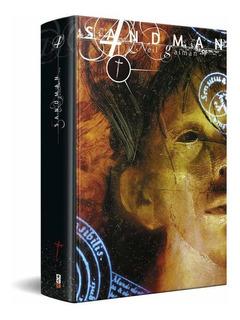 Sandman Edición Deluxe Tomo 4, Gaiman, Ecc
