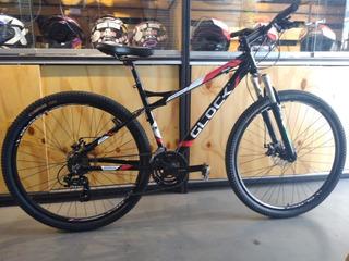 Bicicleta Mountain Bike Glock Versus R29 Aluminio Mv Urbano