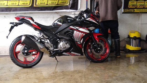 Moto Ronco Rz 250