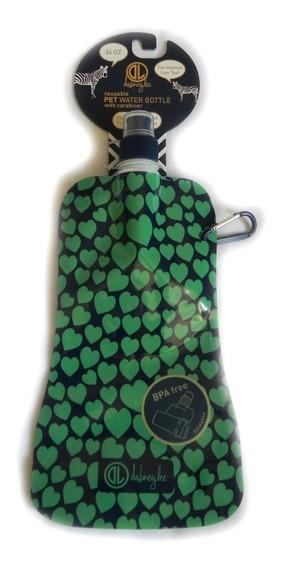 Botella De Agua Para Mascota Reutilizable Tamaño Grande